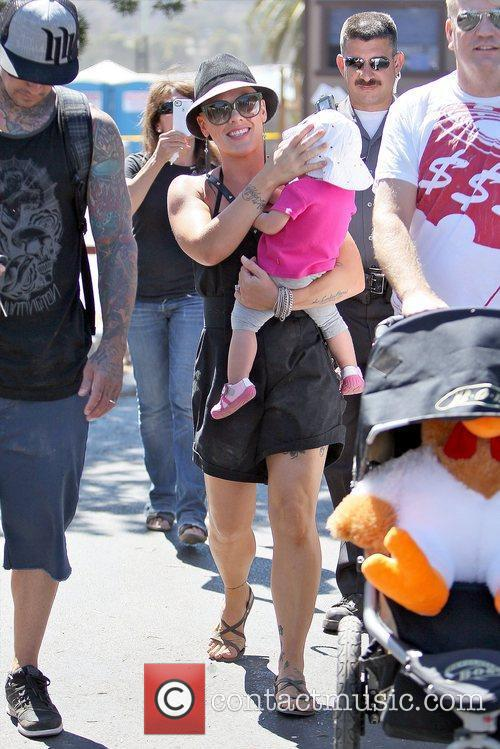 Pink and Carey Hart 11