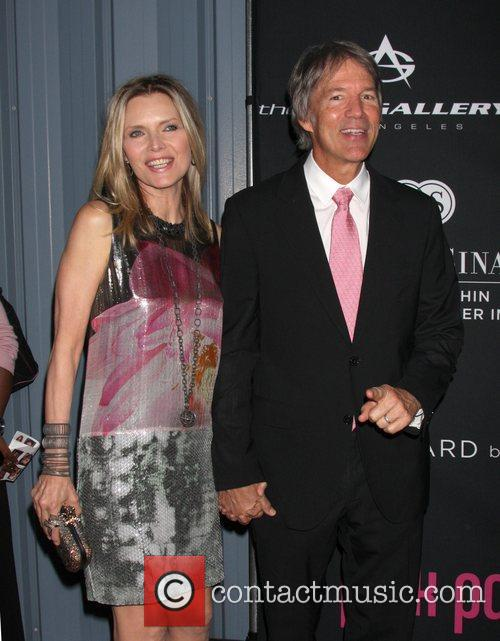 Michelle Pfeiffer and David E. Kelley 2