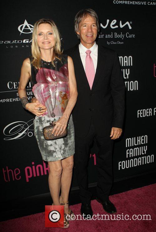 Michelle Pfeiffer and David E. Kelley 9