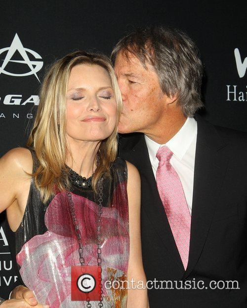 Michelle Pfeiffer and David E. Kelley 10