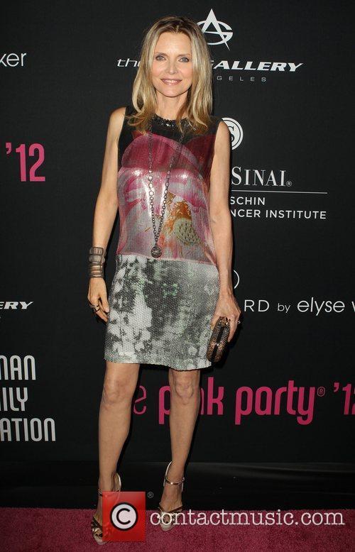 Michelle Pfeiffer, Elyse Walker Pink Party