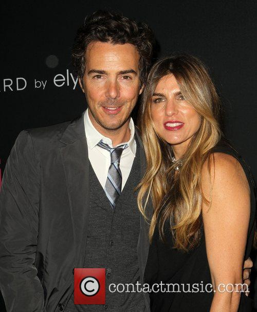 Shawn Levy and Serena Levy 2