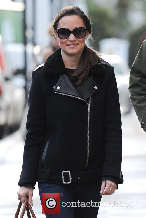 Pippa Middleton and London 3