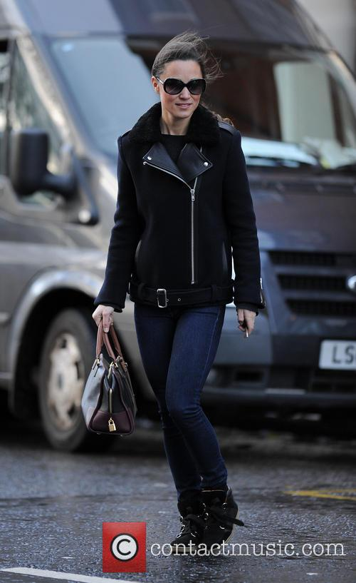 Pippa Middleton and London 2