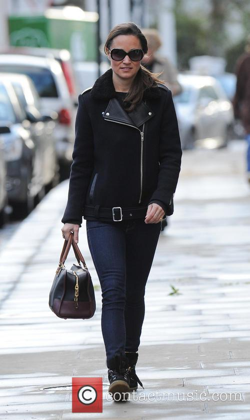 Pippa Middleton and London 5