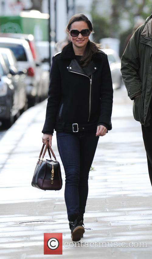 Pippa Middleton and London 6