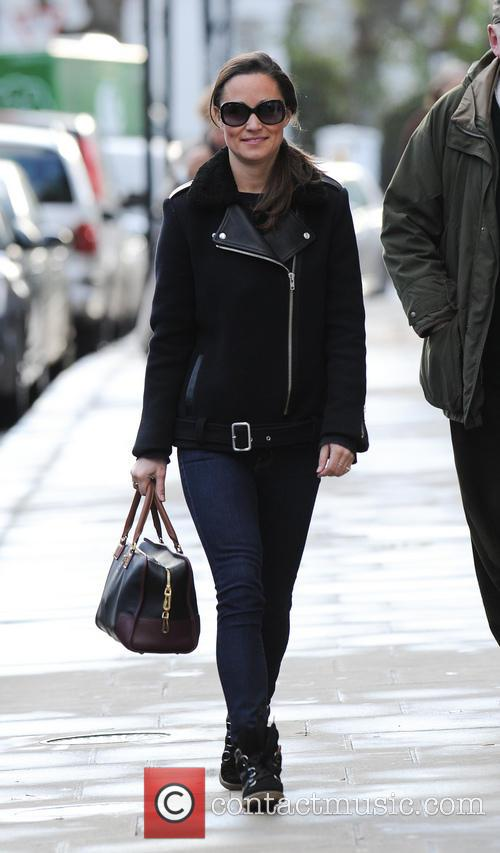 Pippa Middleton, London