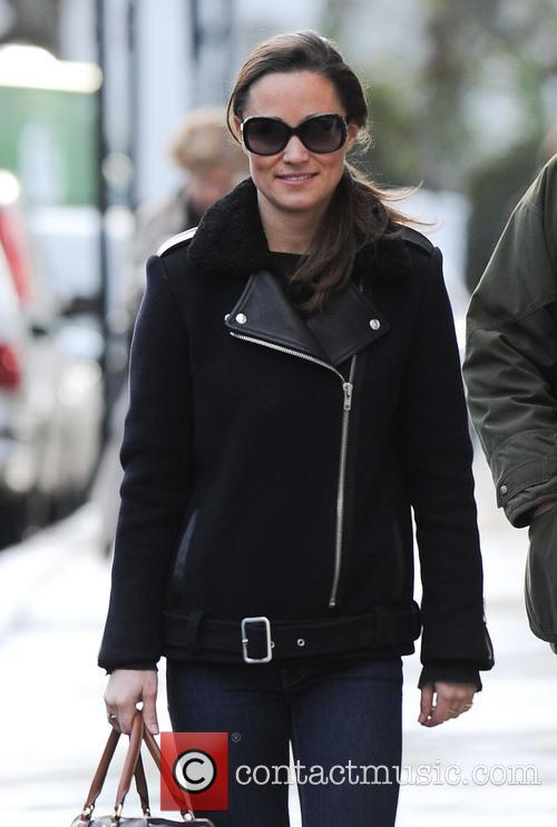 Pippa Middleton and London 4