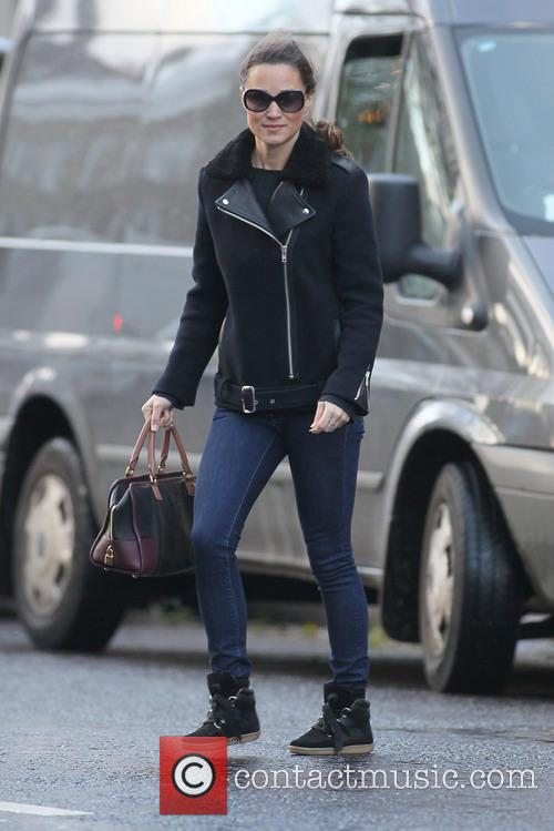 Pippa Middleton and London 16