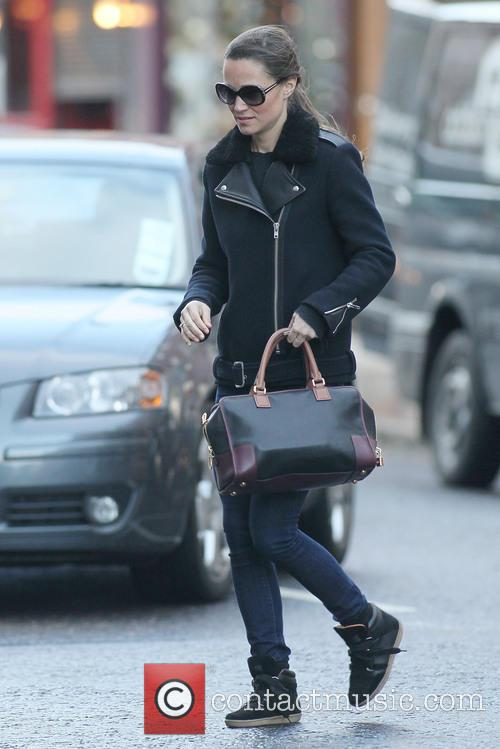 Pippa Middleton and London 11