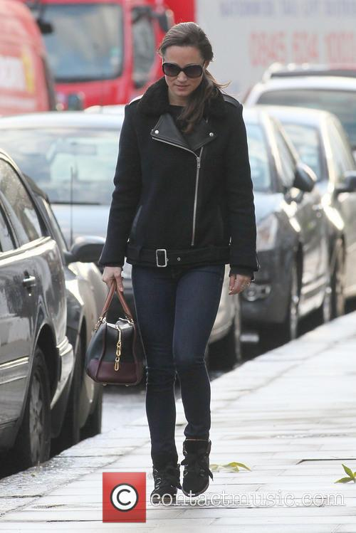 Pippa Middleton and London 18