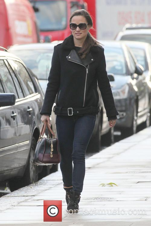 Pippa Middleton and London 13