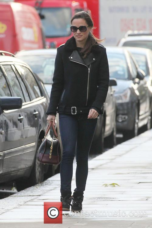 Pippa Middleton and London 23