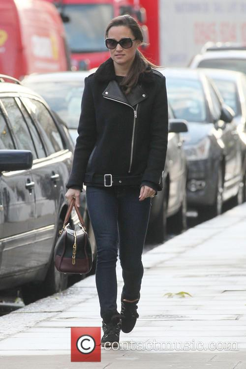 Pippa Middleton and London 30