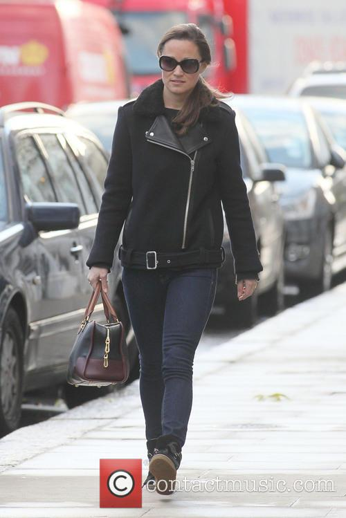 Pippa Middleton and London 31