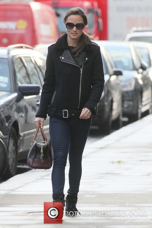 Pippa Middleton and London 25