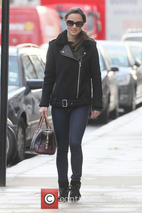 Pippa Middleton and London 26