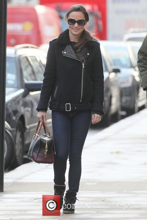 Pippa Middleton and London 10