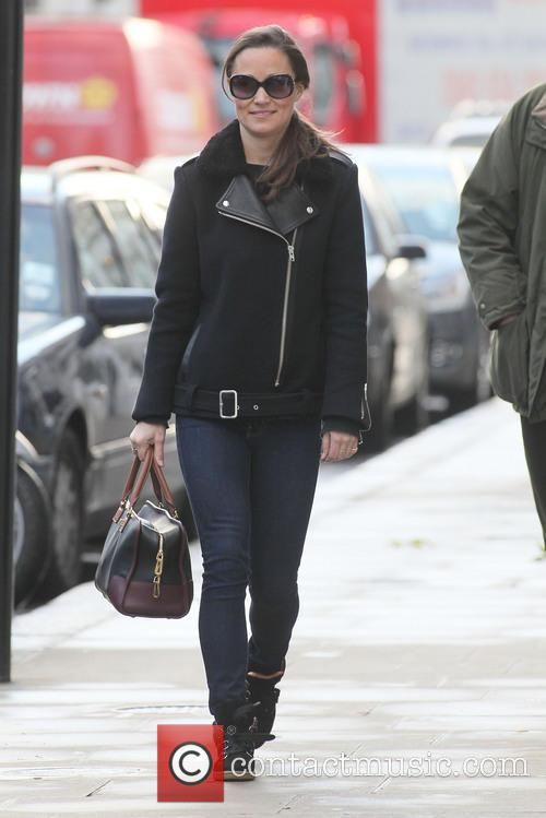 Pippa Middleton and London 22