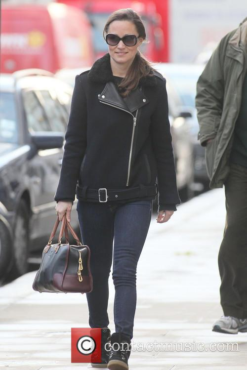 Pippa Middleton and London 14