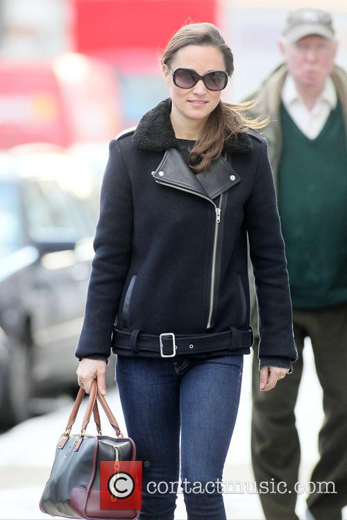 Pippa Middleton and London 29