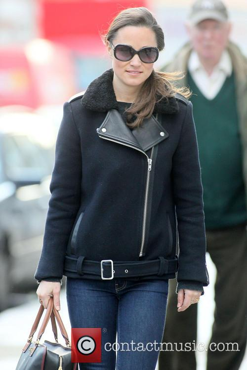 Pippa Middleton and London 1