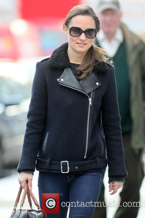 Pippa Middleton and London 20