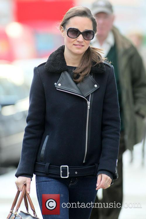 Pippa Middleton and London 15