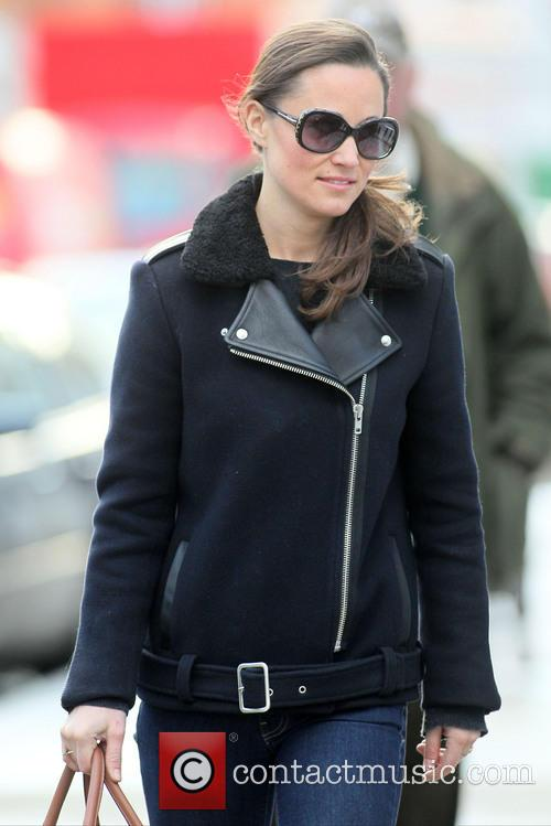 Pippa Middleton and London 12