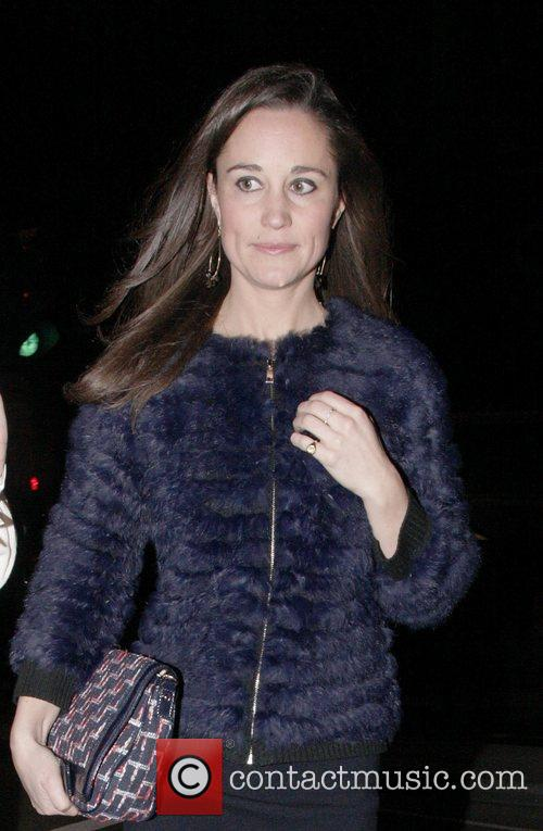 Pippa Middleton, Christmas and St. James Church 4
