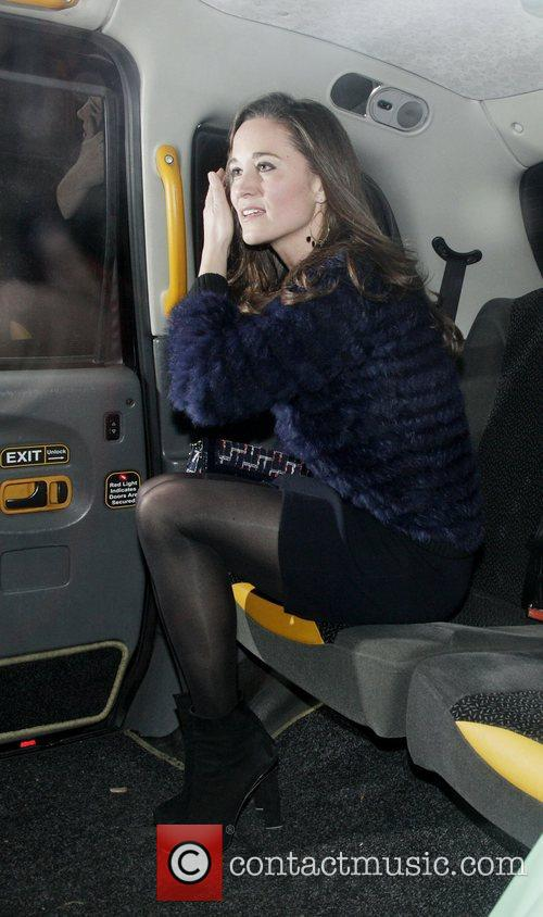 Pippa Middleton, Christmas and St. James Church 5