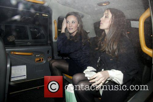 Pippa Middleton, Christmas and St. James Church 2