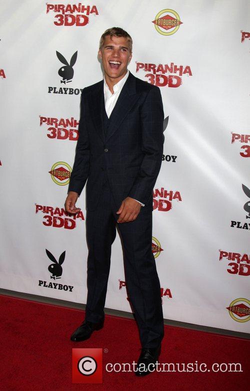 The 'Piranha 3DD' premiere at Mann Chinese 6...