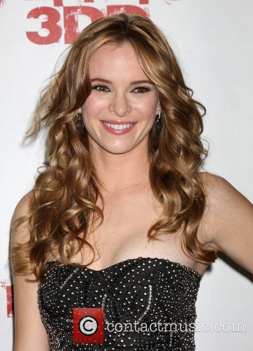 Danielle Panabaker  The 'Piranha 3DD' premiere at...