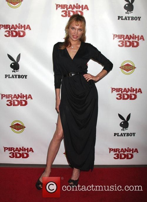 natalie gal the piranha 3dd premiere at 3915950