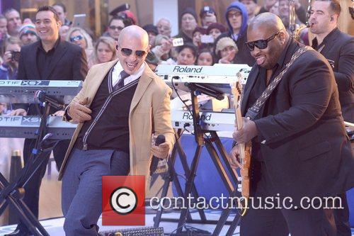 Pitbull, Today and Rockefeller Center 14