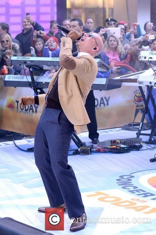 Pitbull, Today and Rockefeller Center 15