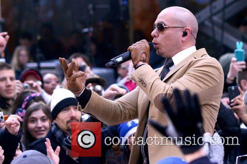 Pitbull, Today and Rockefeller Center 22
