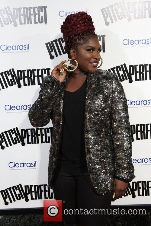 Ester Dean Los Angeles premiere of 'Pitch Perfect'...