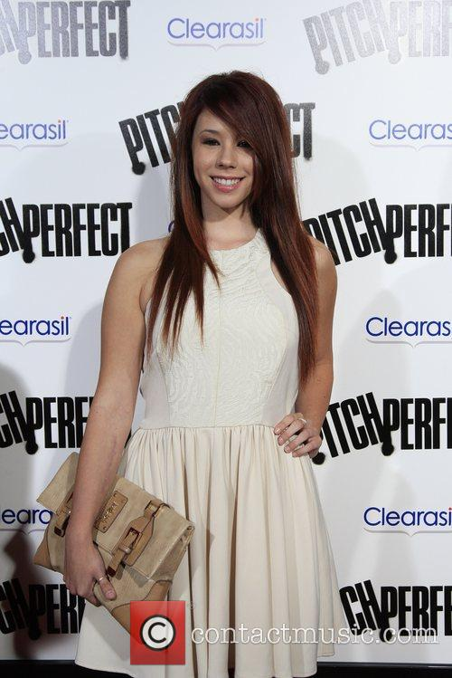 Jillian Rose Reed  Los Angeles premiere of...