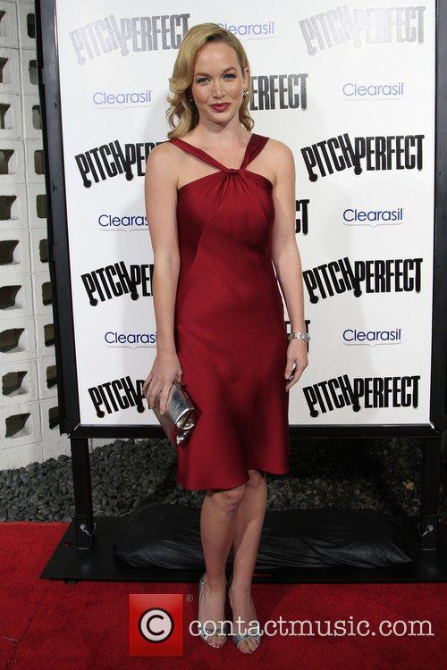 Kelley Jakle Los Angeles premiere of 'Pitch Perfect'...