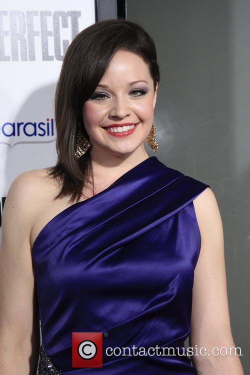 Shelley Regner Los Angeles premiere of 'Pitch Perfect'...