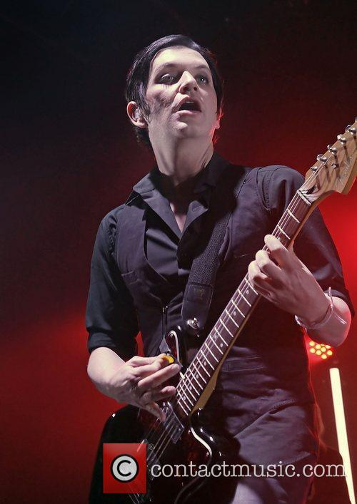 Brian Molko, Olympia and Placebo 5