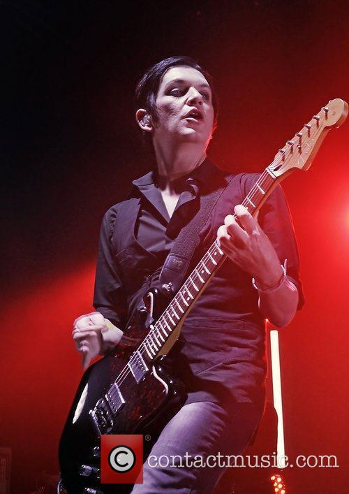 Brian Molko, Olympia and Placebo 6