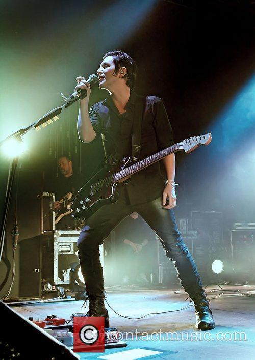 Brian Molko, Olympia and Placebo 1