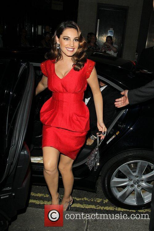 Kelly Brook and Odeon West End 8