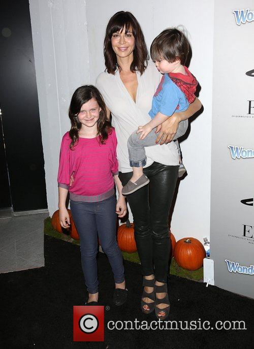 Catherine Bell, Gemma and Ronan Beason 5