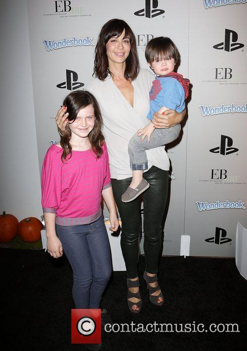 Catherine Bell, Gemma and Ronan Beason 2