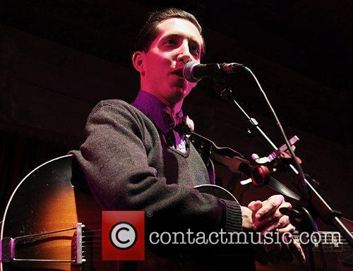 Pokey LaFarge of Pokey LaFarge and the South...
