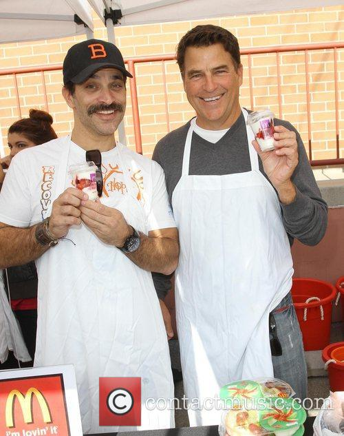 Johnathon Schaech and Ted Mcginley 2